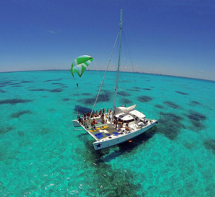 The Best Riviera Maya Catamaran Cruise